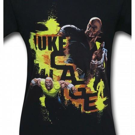 Luke Cage Action Pose Men's T-Shirt