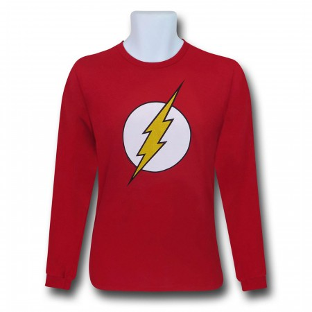 Flash Symbol Long Sleeve T-Shirt