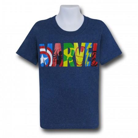 Marvel Icons Image Kids T-Shirt