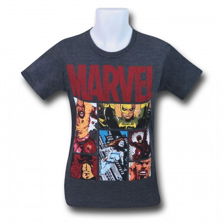 Marvel Defenders Hood Knights Men's T-Shirt