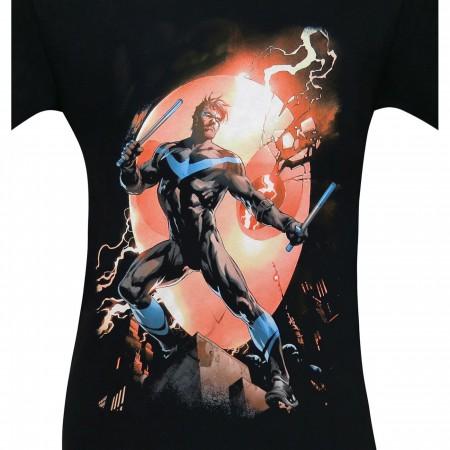 Nightwing Court of Owls Men's T-Shirt