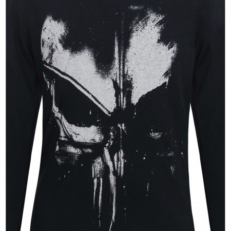 Punisher Netflix Symbol Thermal Long Sleeve Shirt
