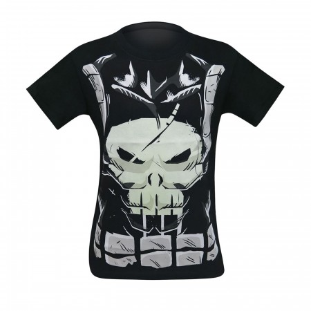 Punisher Suit-Up Men's Costume T-Shirt