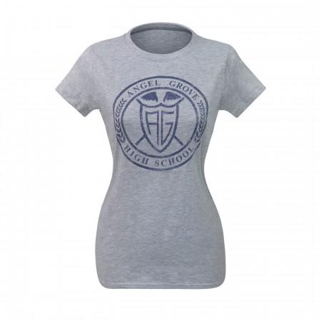 Power Rangers Angel Grove High Women's T-Shirt