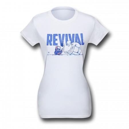 Revival Snow Day Women's T-Shirt