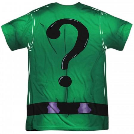 Riddler Sublimated Men's Costume T-Shirt