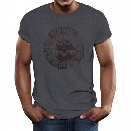 Red Hood Vigilante Outlaw Men's T-Shirt