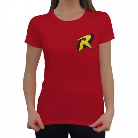 Robin Symbol Women's T-Shirt