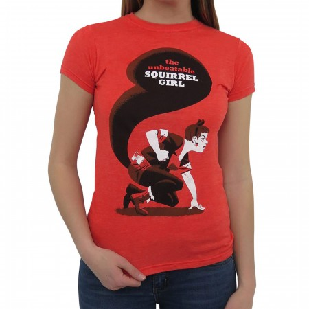 Squirrel Girl Unbeatable Women's T-Shirt