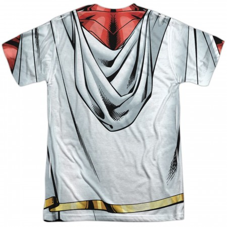 Shazam Sublimated Men's Costume T-Shirt