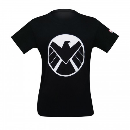SHIELD Inverted Symbol Marvel Now Men's T-Shirt