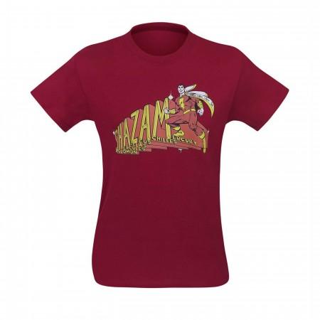 Shazam Greek Gods Men's T-Shirt