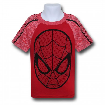 Spider-Man Web Head Space Dye T-Shirt