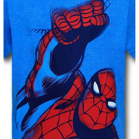 Spiderman Punch Red Decco Kids T-Shirt