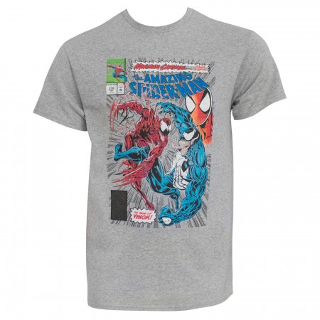 Amazing Spider-Man #378 Demons On Broadway Men's T-Shirt
