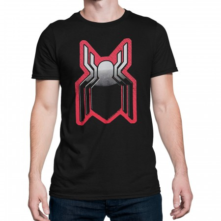 Spider-Man Homecoming Spider Symbol Men's T-Shirt