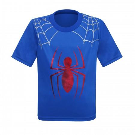 Spider-Man Kids Web Hero T-Shirt & Shorts Set