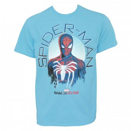 Spider-Man Marvel Gamerverse Men's T-Shirt
