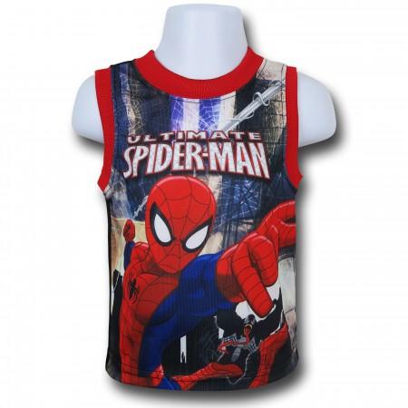 Spider-Man Kids Tank & Short Set