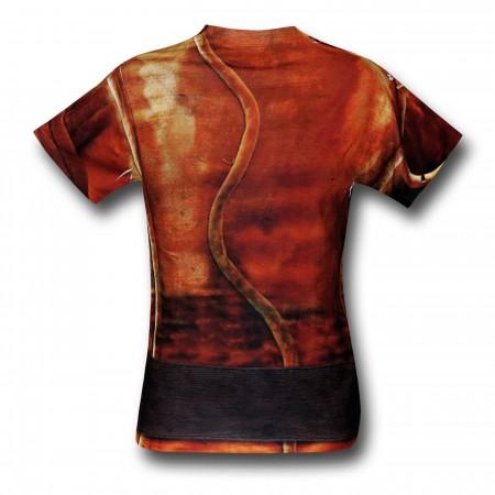 Star Trek Khan Costume Sublimated T-Shirt