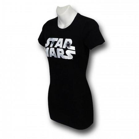 Star Wars Vintage Logo Women's T-Shirt