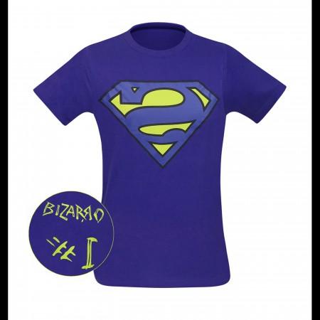 Superman Bizarro is #1 Men's T-Shirt