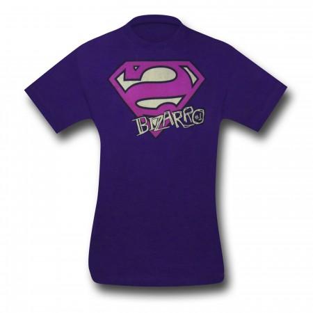 Superman Bizarro Shield and Scrawl T-Shirt