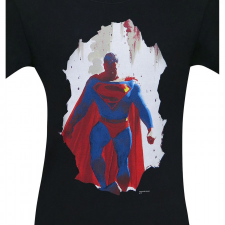 Superman Breakout by Alex Ross Men's T-Shirt