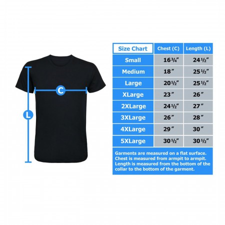 Superman Man of Steel Armor Costume T-Shirt