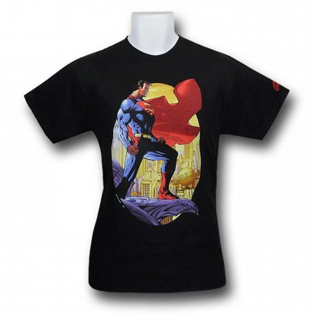 Superman Pride by Jim Lee T-Shirt