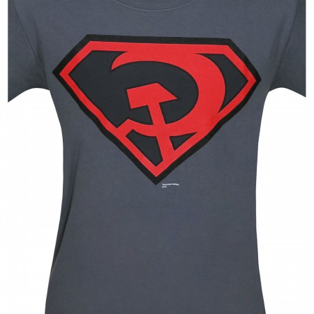 Superman Red Son Symbol T-Shirt