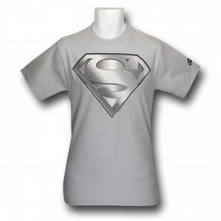 Superman Steel II Symbol T-Shirt