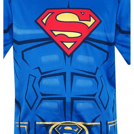Superman Toddler Costume T-Shirt & Short Set