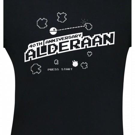 40th Anniversary Alderaan Disaster Men's T-Shirt
