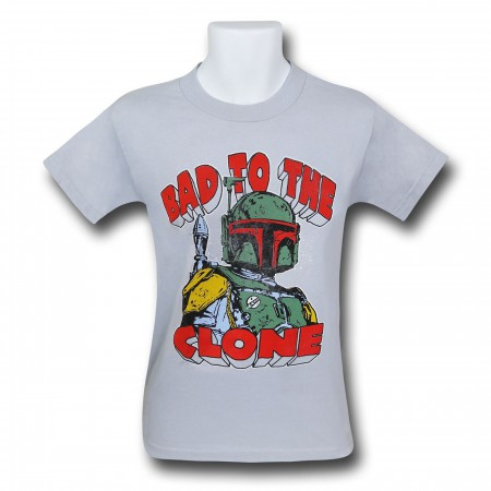 Star Wars Bad To The Clone Kids T-Shirt