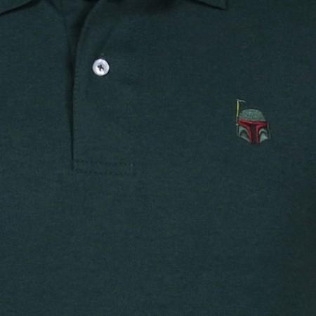 Star Wars Boba Fett Polo Shirt
