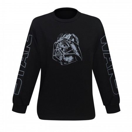 Star Wars Darth Vader Men's Long Sleeve T-Shirt