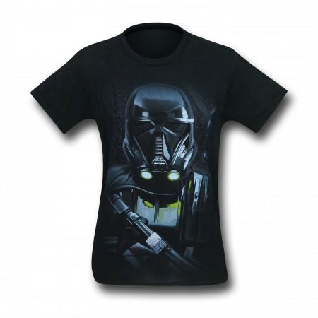 Star Wars Deathtrooper Deather Stare Men's T-Shirt