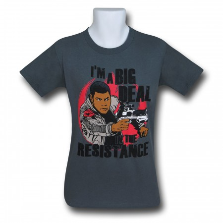 Star Wars Force Awakens Finn Resistance T-Shirt
