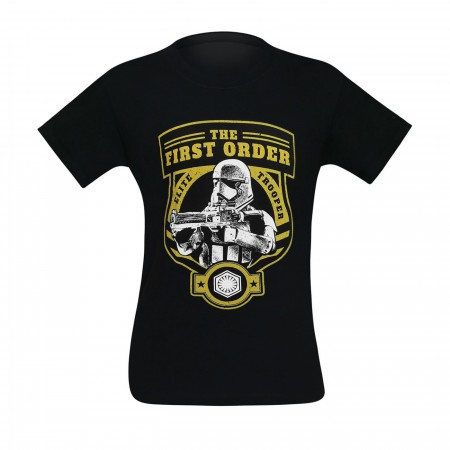 Star Wars Force Awakens First Order Elite T-Shirt