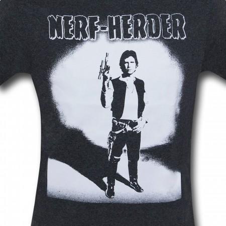 Star Wars Han Nerf Herder T-Shirt