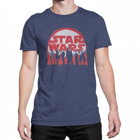 Star Wars Solo Motley Crew Men's T-Shirt