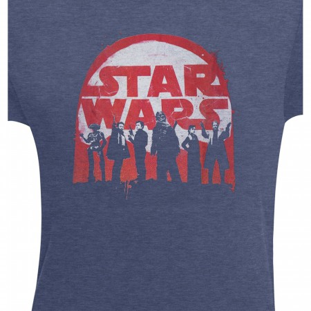 Star Wars Solo Motley Crew Men's T-Shirt
