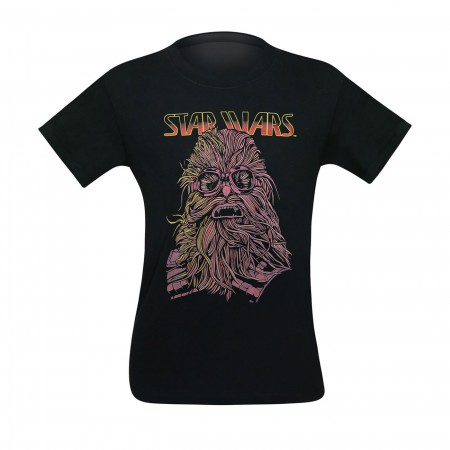 Star Wars Solo Young Chewie Men's T-Shirt
