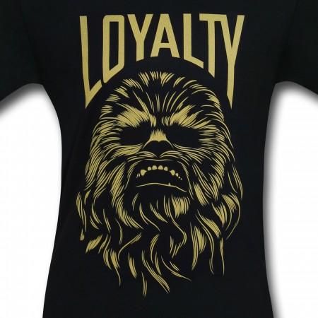 Star Wars Chewbacca Loyalty Men's T-Shirt
