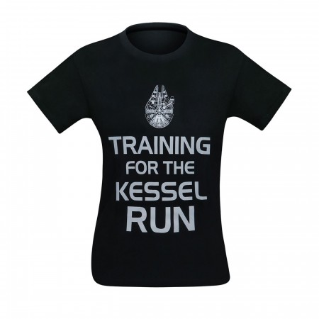 Star Wars Training for the Kessel Run Men's T-Shirt