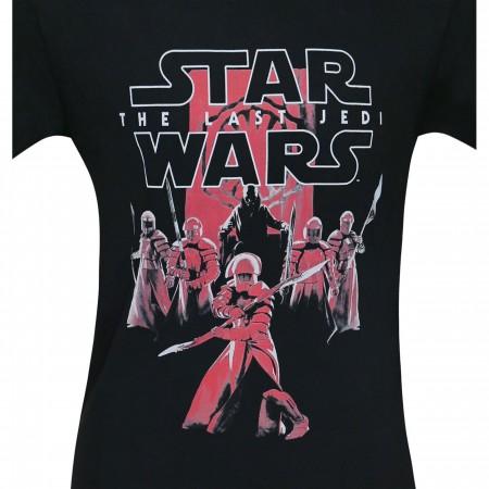 Star Wars Last Jedi Royal Guards Men's T-Shirt