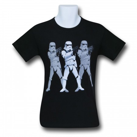 Star Wars Triple Trooper T-Shirt