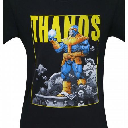 Thanos Ultimates #7 Comic Cover Men's T-Shirt