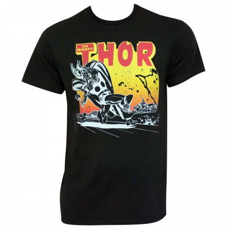 The Mighty Thor by John Buscema Men's T-Shirt
